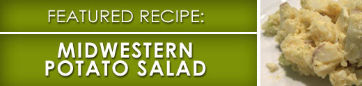 Midwestern Potato Salad