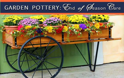 Pot Luck--Using Pottery for Garden Art