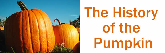 The History of the Pumpkin